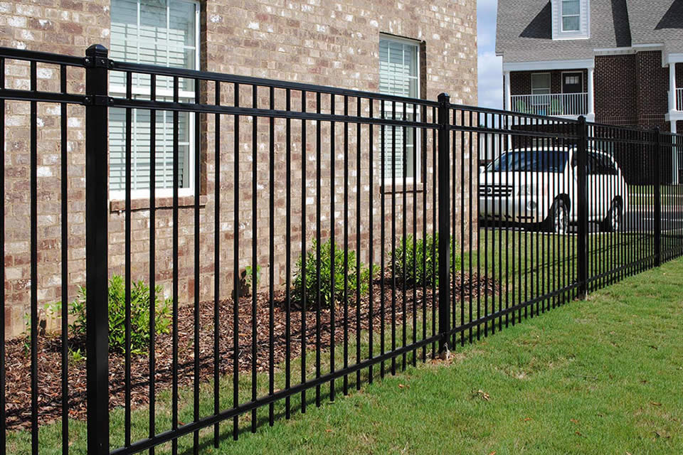 Decorative Fencing Anniston Al The Fence Place