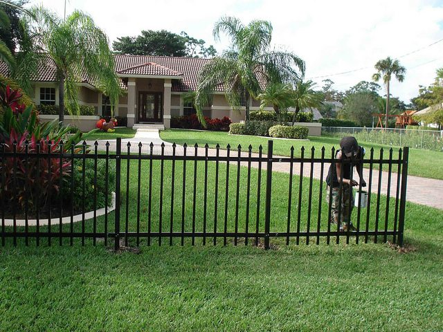 Fence Installation Anniston Al The Fence Place