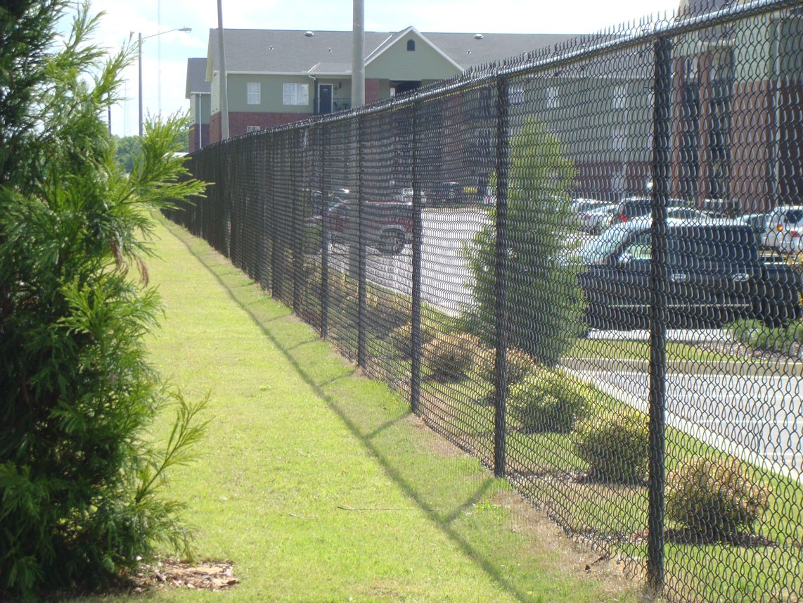 Chain Link Fence Anniston Al The Fence Place