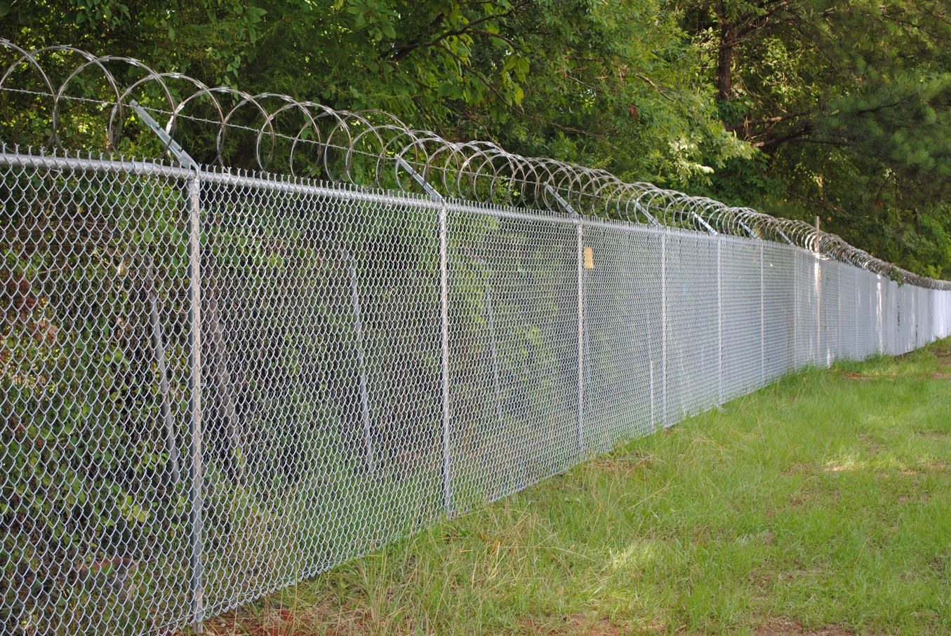Commercial Chain Link Fence Anniston Al