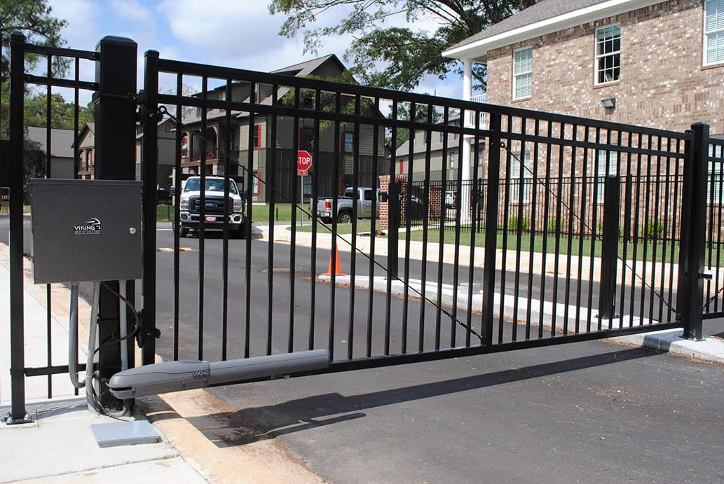 Gate Operator Anniston Al The Fence Place